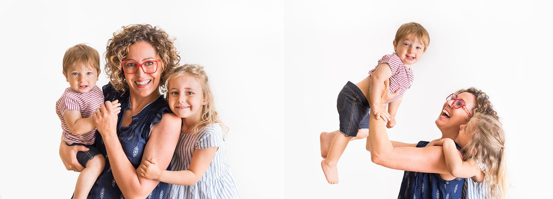 Fotografin Anna Sanfeliu, Petit Camera, Neugeborenen fotografin